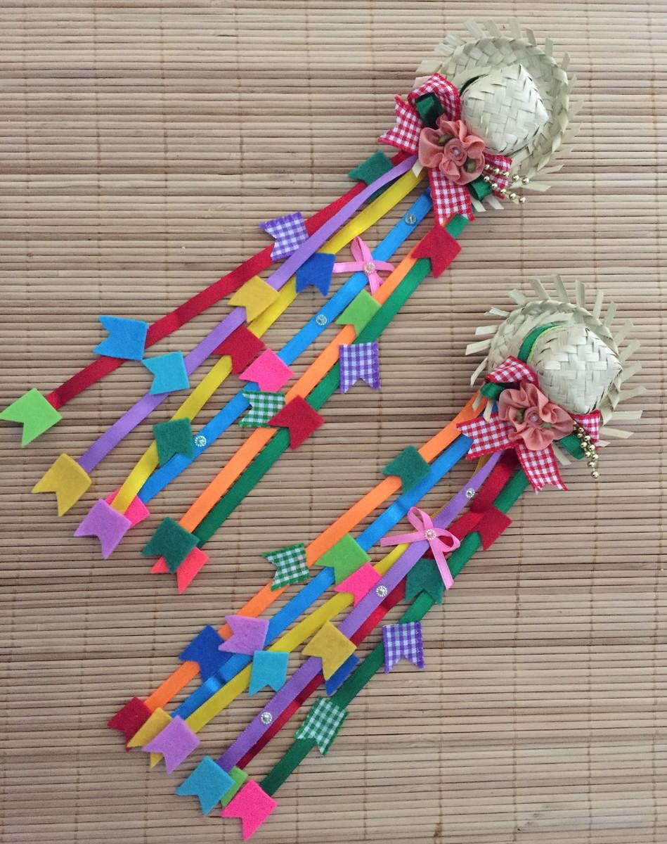 junin party ornaments for hair